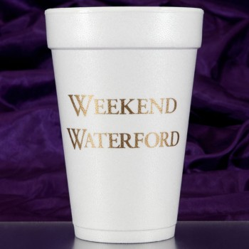 PrePrinted {In A Hurry} Cups