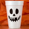 Halloween Cups & Party Goods