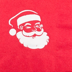 Christmas & Holiday Napkins & Party Goods