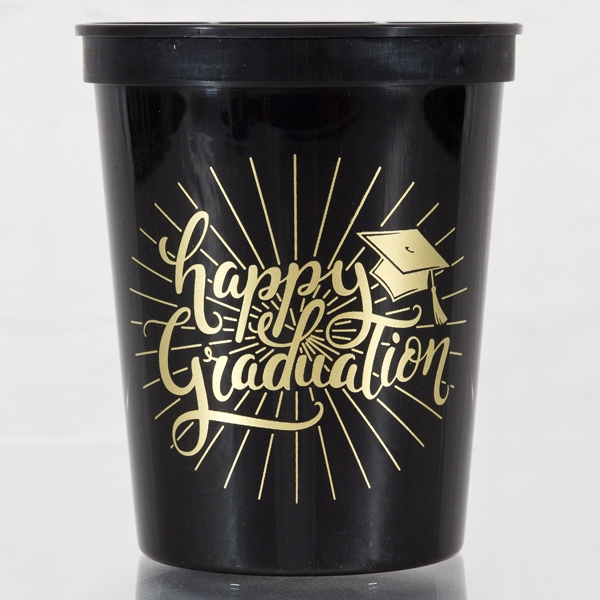 Graduation Cups & Party Goods