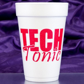 CPF803 tech tonic pre-printed foam