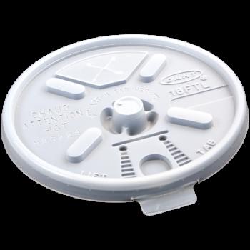 foam cup lid