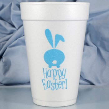 easter cups styrofoam {happy easter}|16oz pre-printed | FCE109