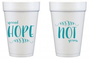 COA210 16oz foam | Hope