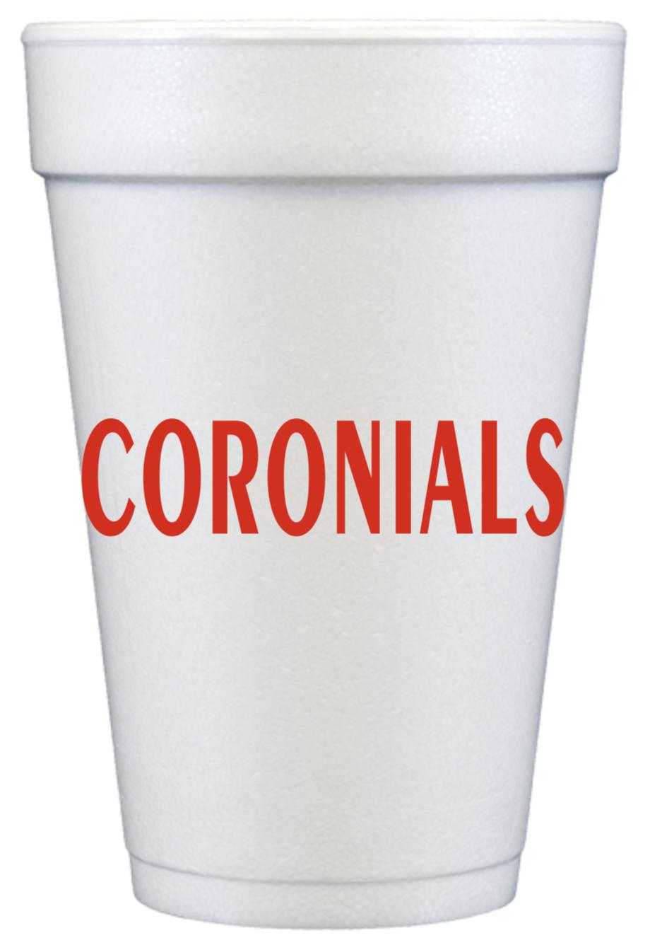 COA201 coronials