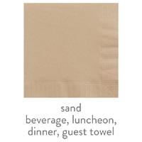 3-Ply Napkin Sand
