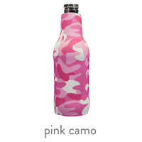 Pink Camo Bottle