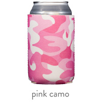 Pink Camo Can