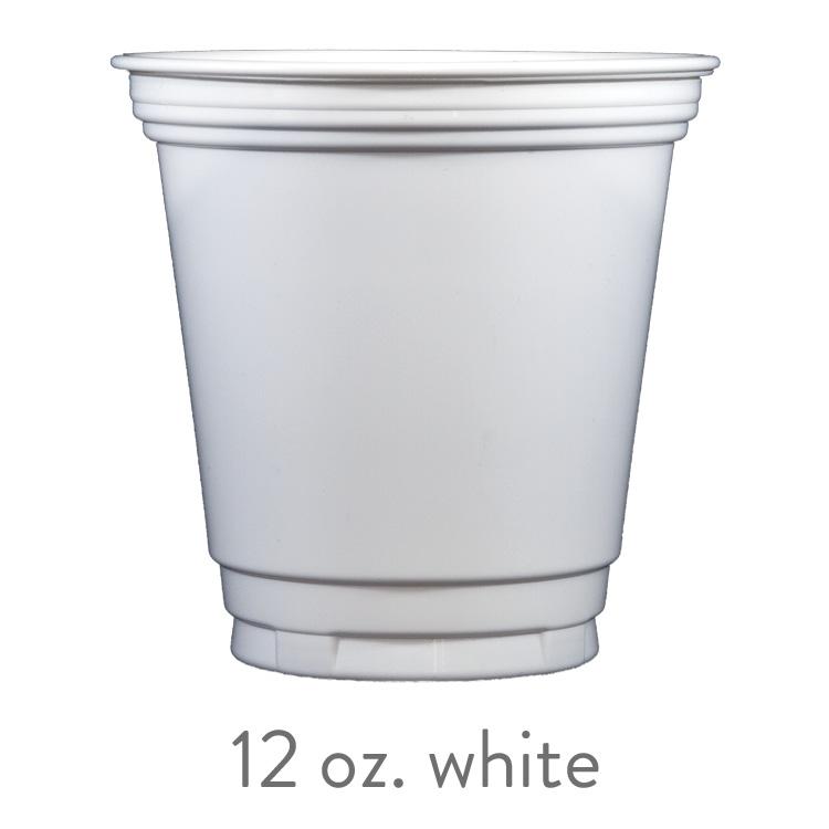 custom white solo cups 12 oz