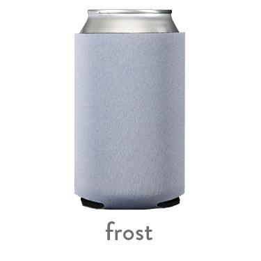 frost neoprene can koozie hugger
